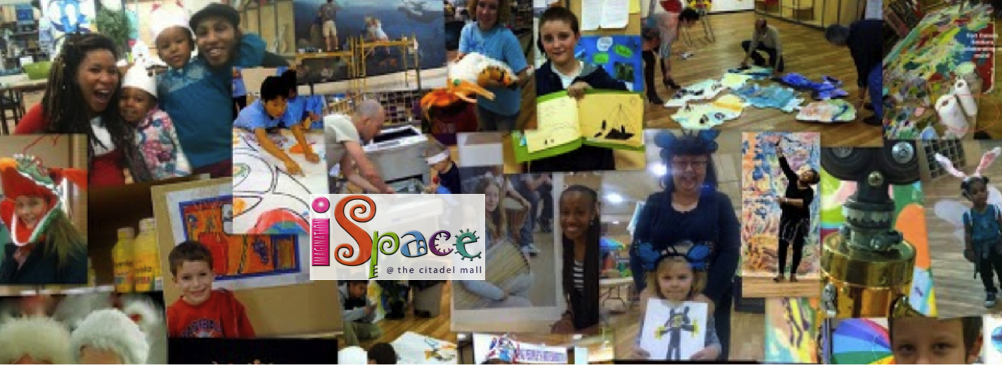 Imagine a free SPACE where your creativity is your guide... engaging ALL ages in exploration, experimentation, adventure!