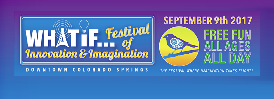 The festival where imagination takes flight!